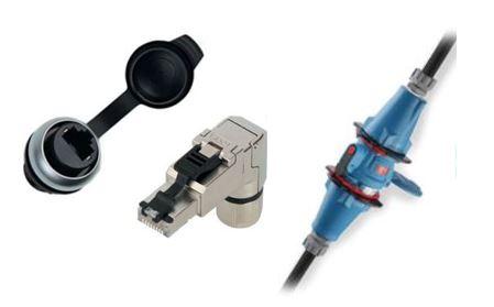 Connectors, Plugs & Receptacles